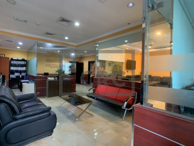 office for rent in business bay, the prism | 1