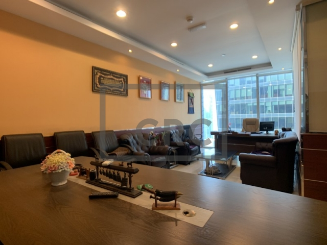 office for rent in business bay, the prism | 4
