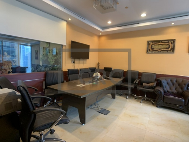office for rent in business bay, the prism | 5