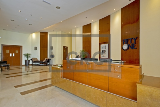 office for sale in business bay, fifty one tower | 9