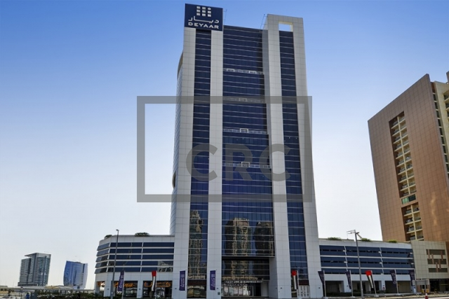 office for sale in business bay, fifty one tower | 12