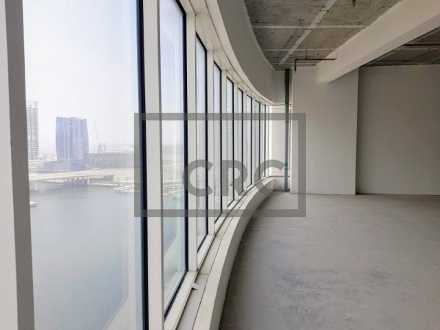 2,324 sq.ft. Office in Business Bay, Fifty One Tower for AED 2,000,000