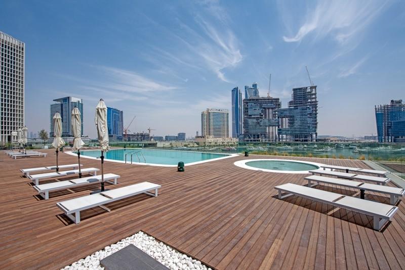 1 Bedroom Apartment For Rent in  Al Noor Tower,  Business Bay | 0