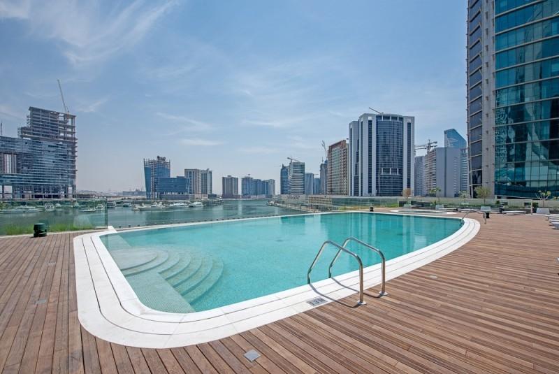 1 Bedroom Apartment For Rent in  Al Noor Tower,  Business Bay | 17