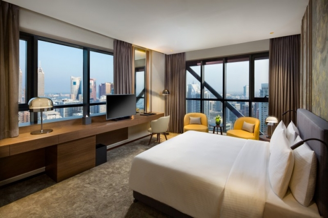 Millennium Place Barsha Heights Hotel, Barsha Heights (Tecom)