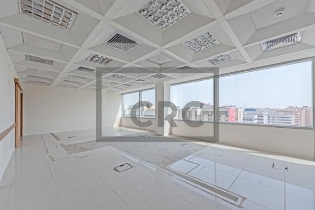 office for rent in deira, riggat al buteen   7