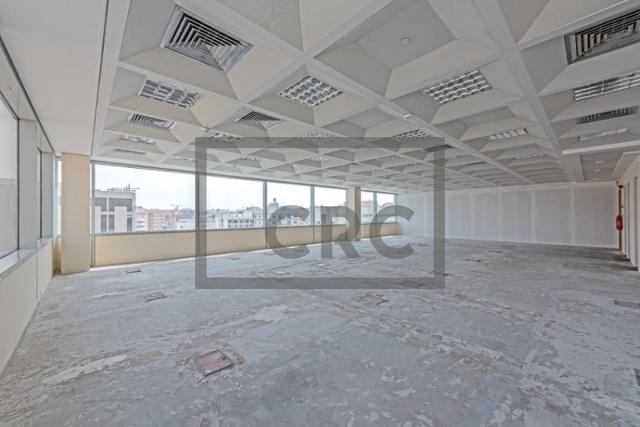 office for rent in deira, riggat al buteen | 2