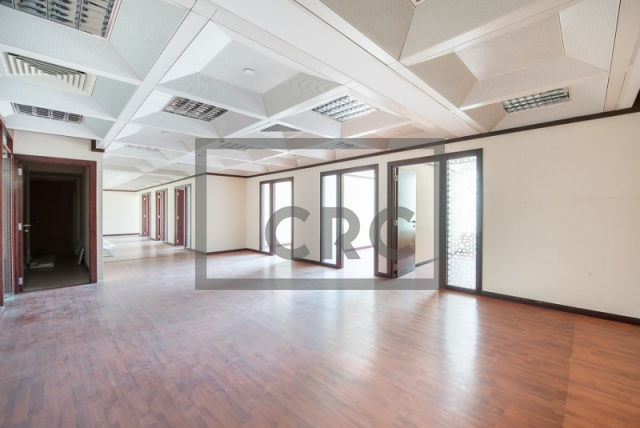 office for rent in deira, port saeed   1