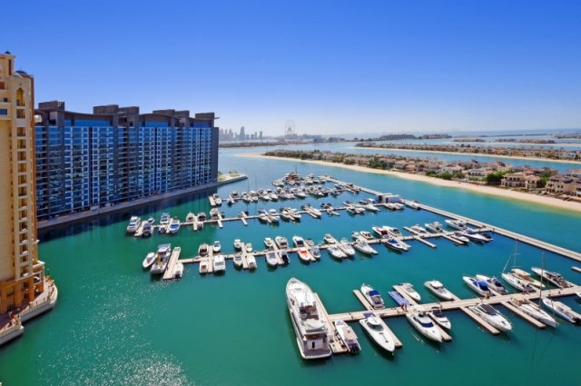 Marina Residences 2, Palm Jumeirah