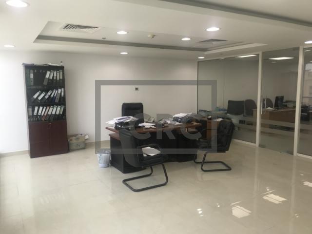 semi-furnished office for sale in dubai silicon oasis, apricot | 3