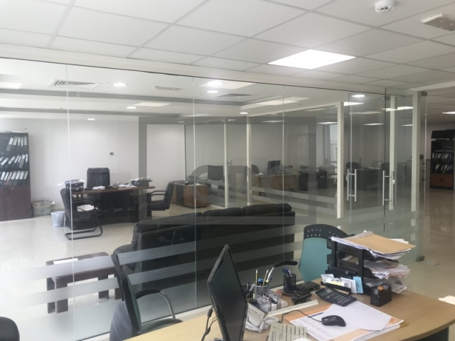 semi-furnished office for sale in dubai silicon oasis, apricot | 5