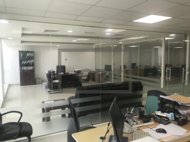 semi-furnished office for sale in dubai silicon oasis, apricot | 1