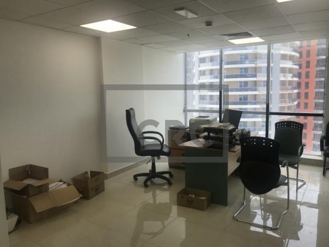 semi-furnished office for sale in dubai silicon oasis, apricot | 2