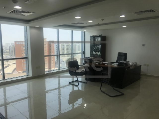 semi-furnished office for sale in dubai silicon oasis, apricot | 9
