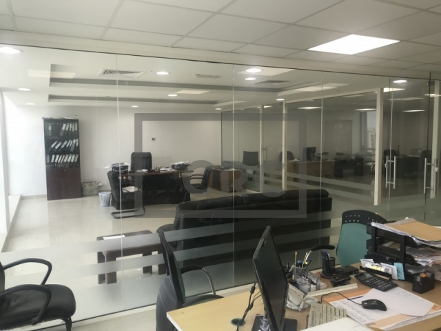 semi-furnished office for rent in dubai silicon oasis, apricot   5