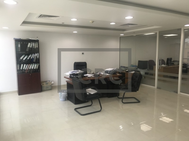 semi-furnished office for rent in dubai silicon oasis, apricot   7