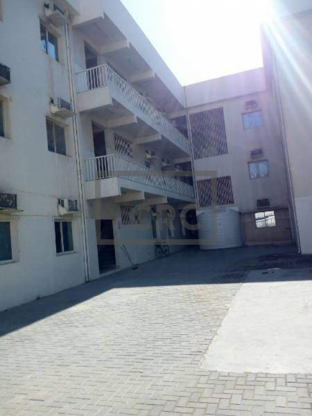 labour camp for rent in muhaisnah, muhaisnah 2   3