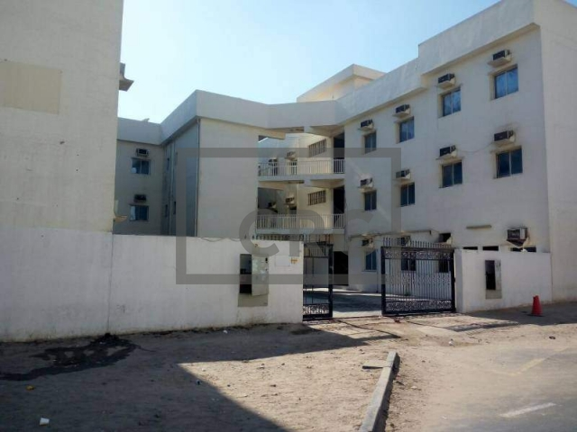 labour camp for rent in muhaisnah, muhaisnah 2   5
