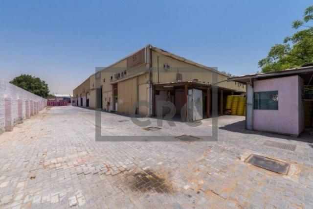 warehouse for sale in al quoz, al quoz 4 | 25