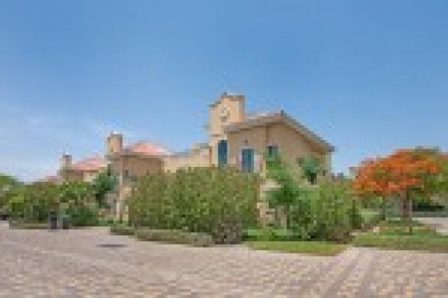 The Aldea, The Villa