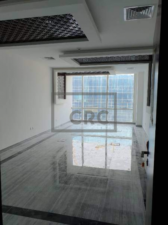 semi-furnished office for rent in business bay, tamani art tower | 0