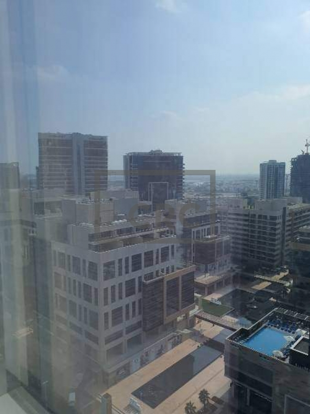 semi-furnished office for rent in business bay, tamani art tower | 13
