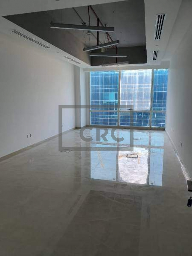 semi-furnished office for rent in business bay, tamani art tower | 1