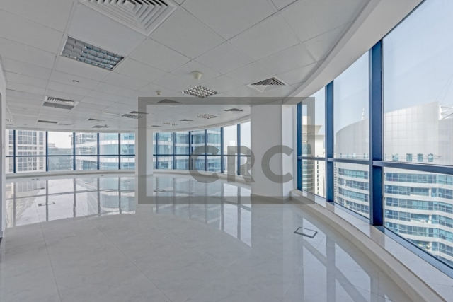 1,072 sq.ft. Office in Jumeirah Lake Towers, Jumeirah Bay X3 for AED 814,900