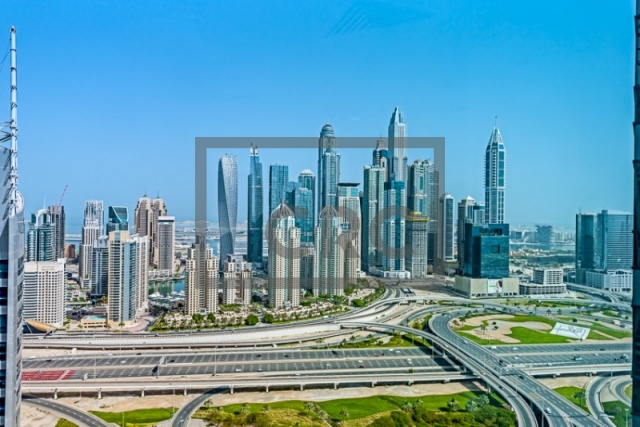 1,137 sq.ft. Office in Jumeirah Lake Towers, Jumeirah Bay X3 for AED 824,450