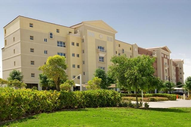 Terrace Apartments C, Green Community