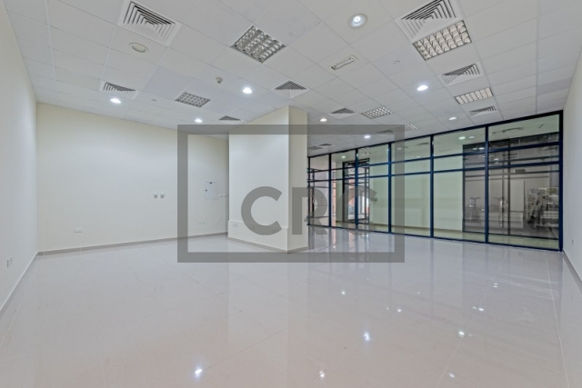 828 sq.ft. Retail in Jumeirah Lake Towers, Jumeirah Bay X3 for AED 1,240,000