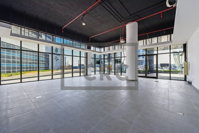 2,595 sq.ft. Retail in Business Bay, Safeer Tower 2 for AED 4,290,000