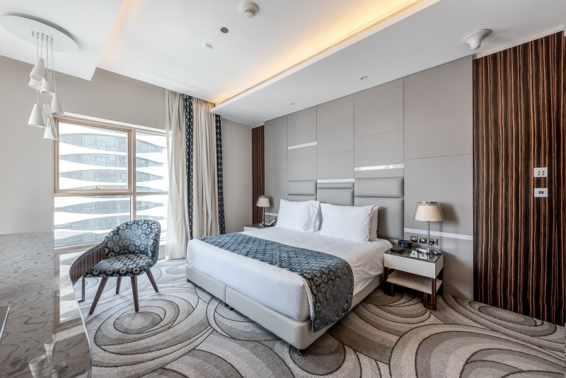 3 Bedroom Penthouse For Rent in  Movenpick Hotel Apartment,  Downtown Dubai | 11