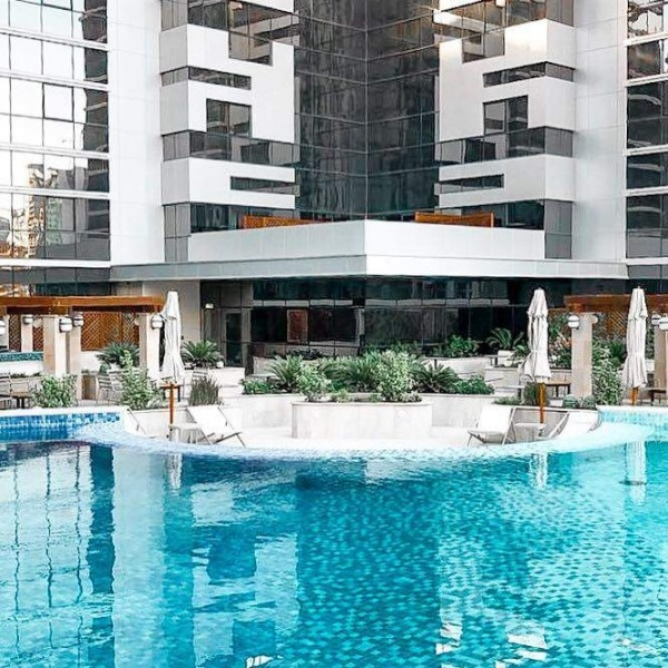3 Bedroom Penthouse For Rent in  Movenpick Hotel Apartment,  Downtown Dubai | 10