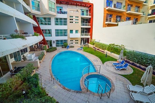 1 Bedroom Apartment For Rent in  Cappadocia,  Jumeirah Village Circle | 0