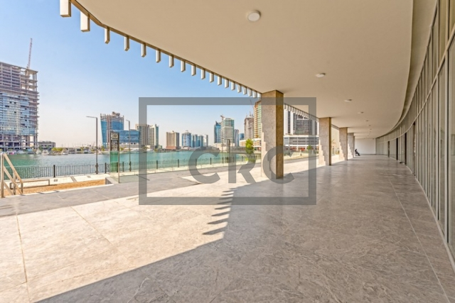 retail for rent in business bay, al noor tower   1