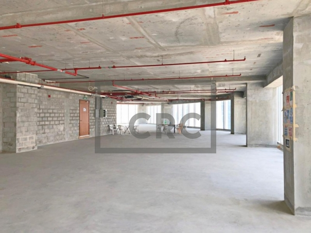 1,894 sq.ft. Office in Business Bay, The Oberoi Centre for AED 2,651,474