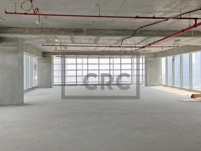 1,881 sq.ft. Office in Business Bay, The Oberoi Centre for AED 2,633,680