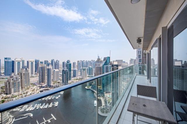 Damac Heights, Dubai Marina