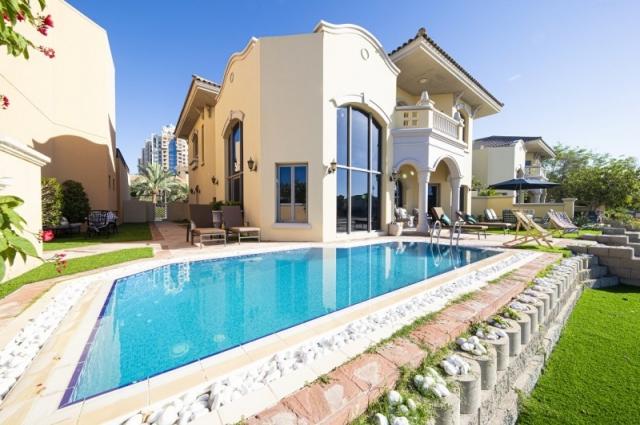 Garden Homes Frond A, Palm Jumeirah