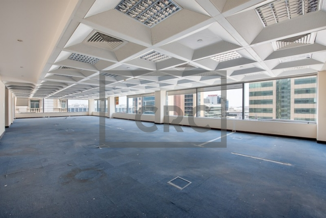 2,647 sq.ft. Office in Deira, Port Saeed for AED 170,000