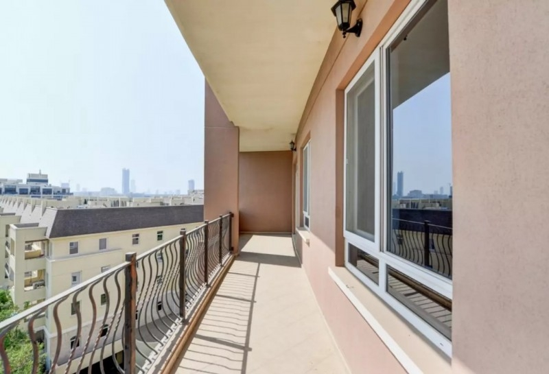 1 Bedroom Apartment For Rent in  Sherlock House 2,  Motor City   1
