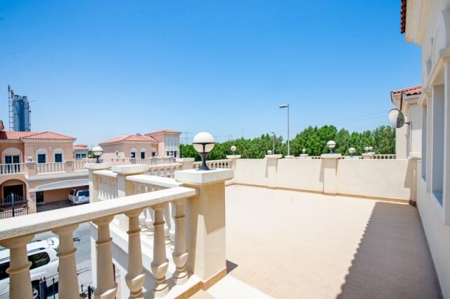 The Mediterranean Villas, Jumeirah Village Circle