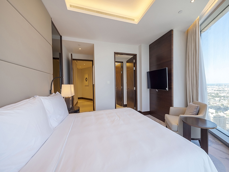 3 Bedroom Apartment For Rent in  The Address Sky View Tower 1,  Downtown Dubai   7