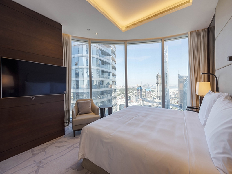 3 Bedroom Apartment For Rent in  The Address Sky View Tower 1,  Downtown Dubai   4