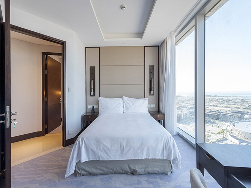 3 Bedroom Apartment For Rent in  The Address Sky View Tower 1,  Downtown Dubai   11