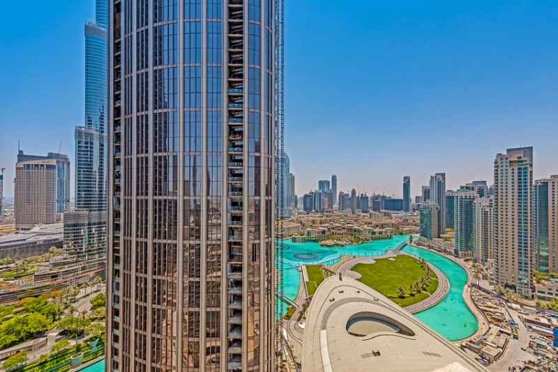3 Bedroom Apartment For Sale in  Standpoint A,  Downtown Dubai | 4