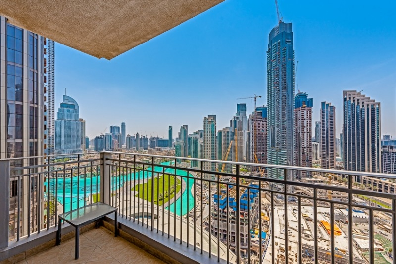 3 Bedroom Apartment For Sale in  Standpoint A,  Downtown Dubai | 1