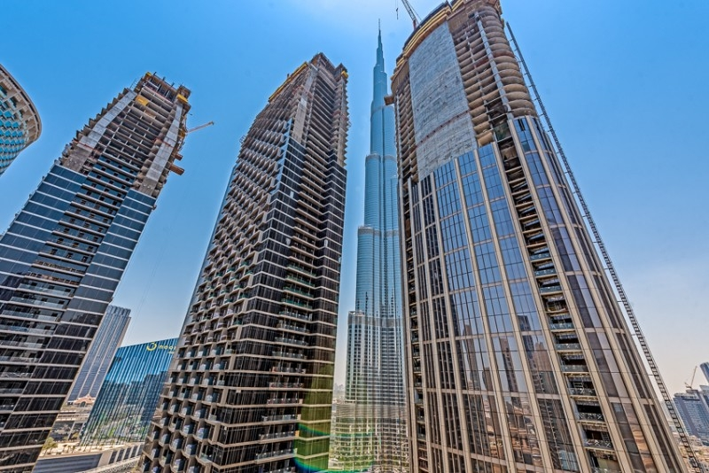 3 Bedroom Apartment For Sale in  Standpoint A,  Downtown Dubai | 2