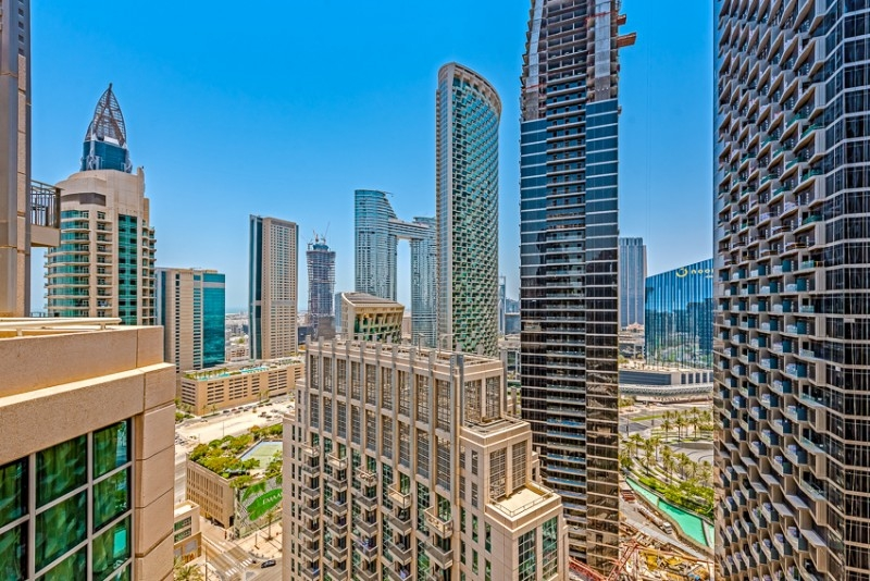 3 Bedroom Apartment For Sale in  Standpoint A,  Downtown Dubai | 14